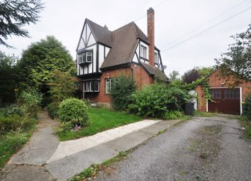 Thumbnail 3 bed detached house for sale in Fountain Lane, Hockley
