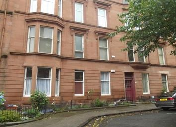 Thumbnail 3 bed flat to rent in Dunearn Street, Glasgow, Woodlands