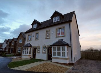 Thumbnail 4 bed semi-detached house for sale in Elliot Drive, Carlisle