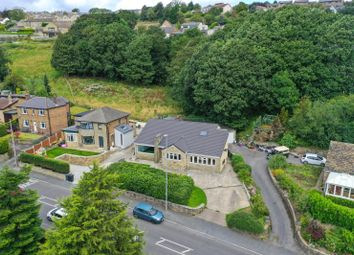 Thumbnail 4 bed detached bungalow for sale in Greenacres, 124A Greenfield Road, Holmfirth