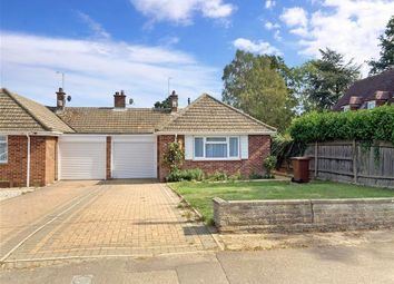 Thumbnail 2 bed semi-detached bungalow for sale in Elm Avenue, Chattenden, Rochester, Kent
