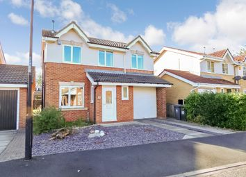 Thumbnail 4 bed detached house for sale in Westfield Park, Wallsend