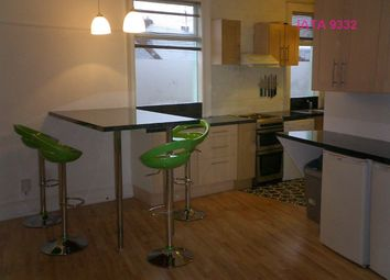 Thumbnail 4 bed flat to rent in Steade Road, Sheffield