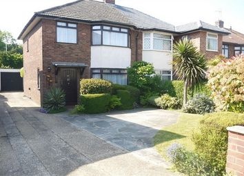 Thumbnail 3 bed semi-detached house for sale in Wells Gardens, Rainham, Essex