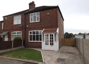 Thumbnail 2 bed semi-detached house for sale in Tib Street, Denton, Manchester, Greater Manchester