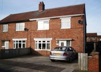 Thumbnail 3 bedroom semi-detached house for sale in Alanville, Camperdown, Newcastle Upon Tyne
