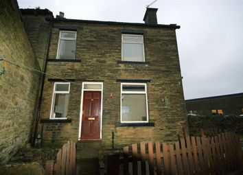 Thumbnail 2 bed terraced house to rent in High Street, Queensbury, Bradford