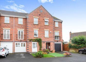 Thumbnail Town house for sale in Hammond Green, Wellesbourne, Warwick