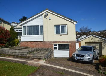 Thumbnail 4 bed detached bungalow for sale in Golden Park Avenue, Torquay