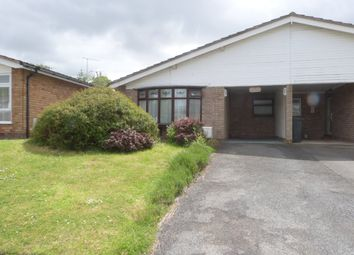 Thumbnail 2 bedroom semi-detached bungalow to rent in Arundel Drive, Worcester