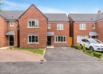 Thumbnail 4 bed detached house for sale in Daisy Close, Bagworth, Coalville
