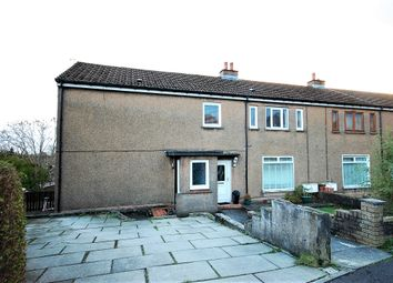 Thumbnail 3 bed flat for sale in Gilmour Avenue, Hardgate, Clydebank