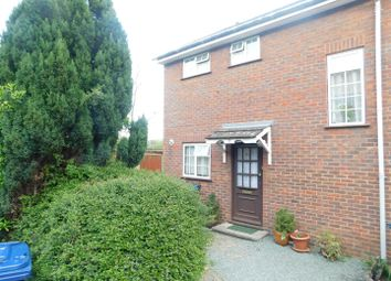 Thumbnail 3 bed end terrace house for sale in Abbott Close, Northolt