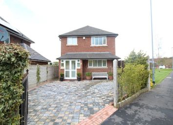 Thumbnail 3 bed detached house for sale in Well Street, Biddulph, Stoke-On-Trent