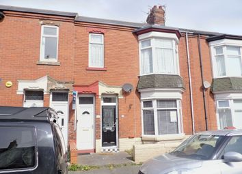 Thumbnail 3 bed flat for sale in Osborne Avenue, South Shields
