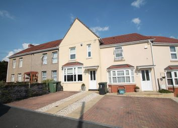 Thumbnail 2 bed terraced house to rent in Wellington View, Wellington Road, Kingswood, Bristol