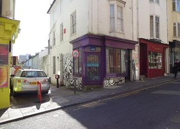 Thumbnail Retail premises for sale in 42 Trafalgar Street, Brighton, East Sussex