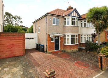 Thumbnail 3 bed semi-detached house for sale in Lingfield Avenue, Kingston Upon Thames