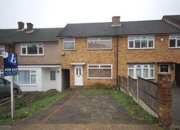 Thumbnail 3 bedroom terraced house for sale in Grange Road, Heaton Grange, Essex