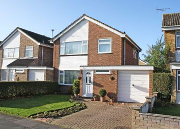 Thumbnail 3 bed detached house for sale in Coleridge Drive, Abingdon
