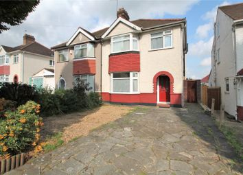Thumbnail 3 bed semi-detached house for sale in Abergeldie Road, Lee, Lewisham, London