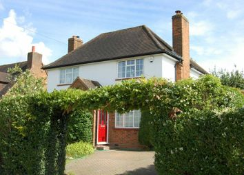 Thumbnail 3 bed detached house for sale in Howard Road, Seer Green, Beaconsfield