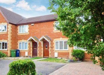 Thumbnail 2 bed terraced house to rent in Dorling Way, Brampton, Huntingdon
