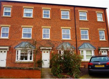 Thumbnail 4 bed town house for sale in Fletton Road, Malton