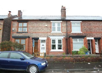 Thumbnail 2 bed terraced house for sale in Sinderland Road, Broadheath, Altrincham