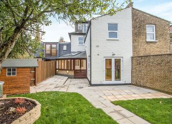 Thumbnail 5 bed semi-detached house to rent in Blythe Vale, London