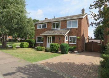 Thumbnail 3 bed detached house for sale in Oakwood Avenue, West Mersea, Colchester