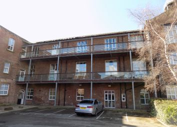 Thumbnail 2 bed flat for sale in Waterside House, Carlisle