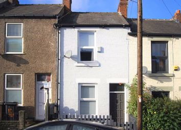 Thumbnail 1 bed terraced house to rent in Ashford Road, Sheffield