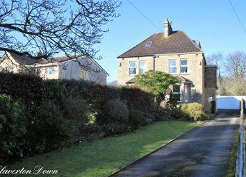 Thumbnail 5 bed semi-detached house for sale in Claverton Down Road, Claverton Down, Bath