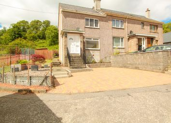 Thumbnail 2 bed end terrace house for sale in Kerrera Terrace, Oban, Argyllshire