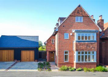 Thumbnail 4 bed detached house for sale in Gillon Way, Radwinter, Nr Saffron Walden, Essex