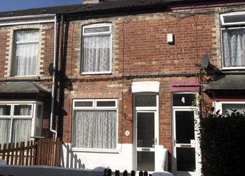 Thumbnail 2 bedroom terraced house for sale in Granvile Villas, Hull