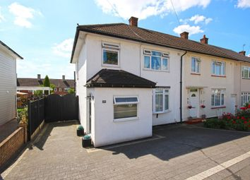 Thumbnail 3 bed end terrace house for sale in Poundfield Road, Loughton
