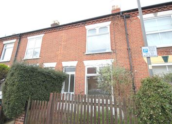 Thumbnail 2 bedroom terraced house for sale in Morley Street, Norwich