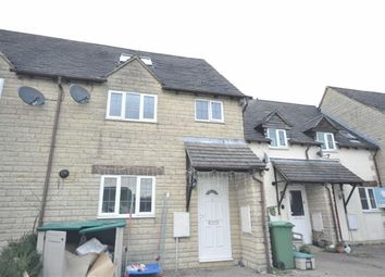 Thumbnail 4 bed semi-detached house for sale in Freame Close, Chalford, Stroud