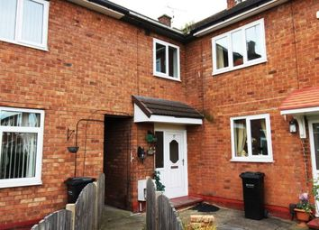 Thumbnail 3 bed terraced house for sale in Kelsall Road, Cheadle, Greater Manchester, Cheshire