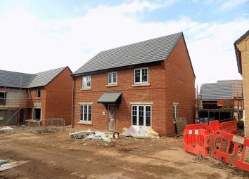 Thumbnail 4 bed detached house for sale in Tulip Walk, Gnosall, Stafford
