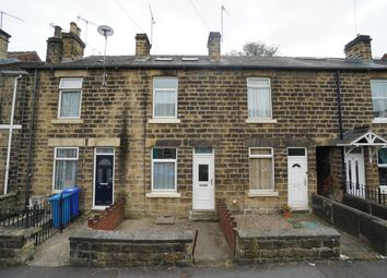 Thumbnail 3 bed terraced house for sale in Burrowlee Road, Sheffield, South Yorkshire