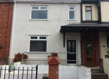 Thumbnail 3 bed terraced house to rent in Grove Road, Clydach, Swansea