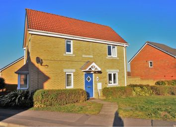 Thumbnail 3 bed semi-detached house for sale in Tuffleys Way, Leicester