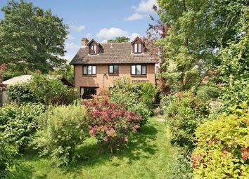 Thumbnail 4 bed detached house for sale in Warnford Road, Corhampton, Southampton