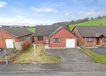 Thumbnail 2 bed detached bungalow for sale in Tiburon, Caefelyn, Norton