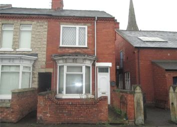 Thumbnail 2 bedroom end terrace house to rent in Overend Road, Worksop, Nottinghamshire