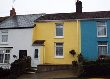 Thumbnail 2 bedroom terraced house for sale in Dunns Lane, Mumbles, Swansea