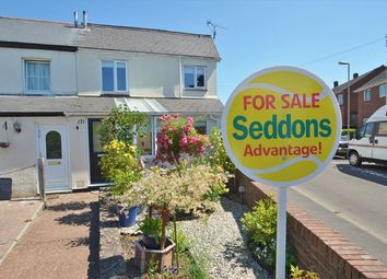 Thumbnail 3 bed end terrace house for sale in Chapel Street, Tiverton